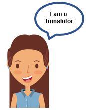 bd предоставляет переводчика