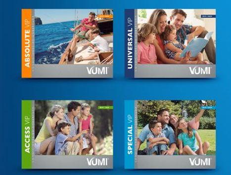 Страховые полисы Vumi длч разных категорий людей